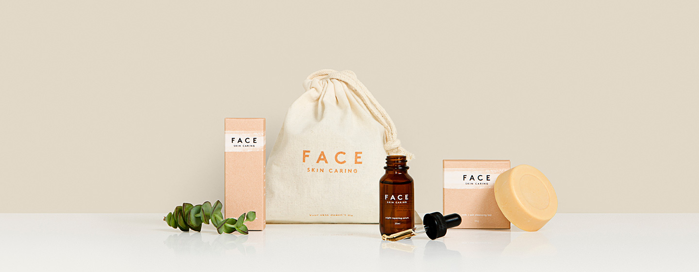 Face Cleansing Pack